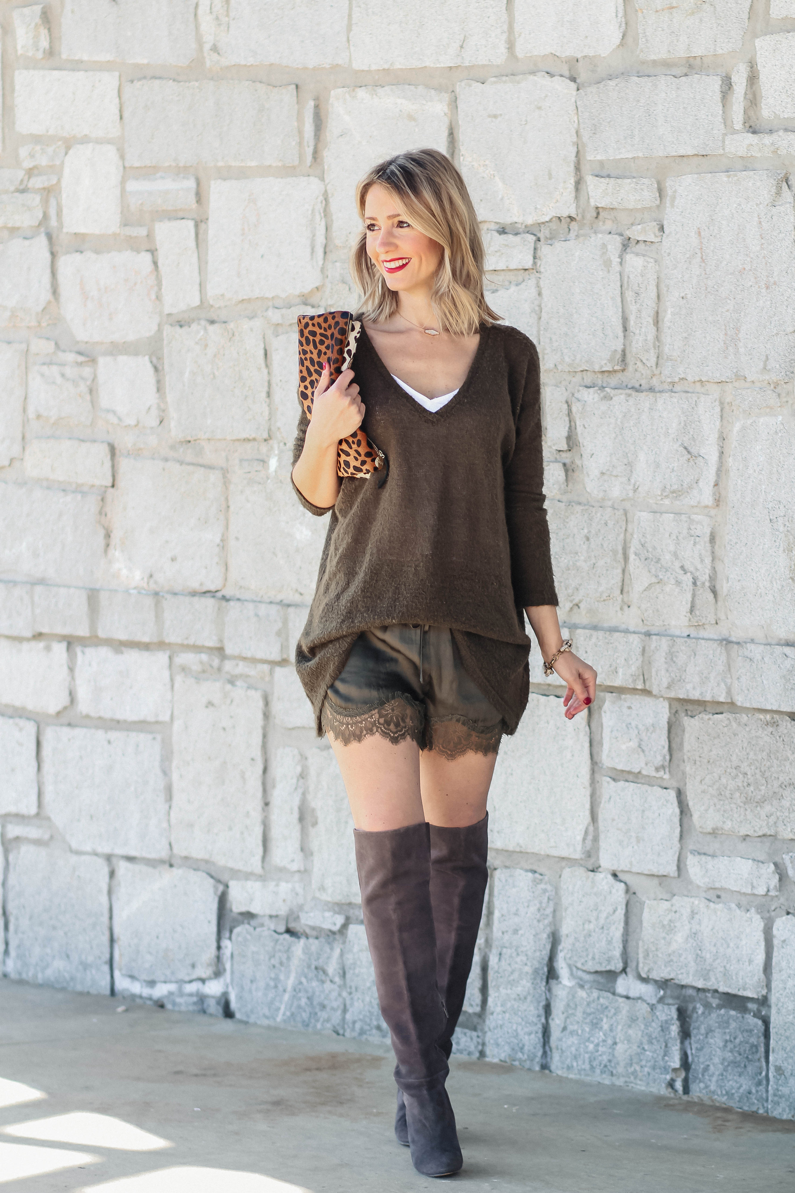 How To Wear Shorts And Boots Without Looking Like Pretty ...